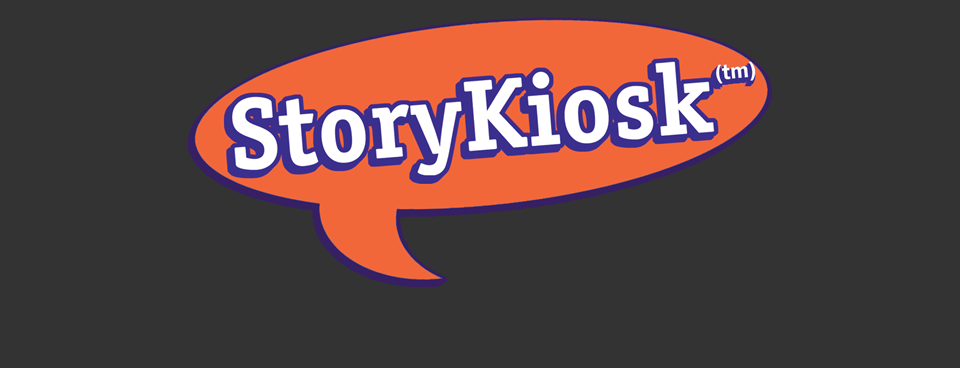 Storykiosk: Record Visitors' Stories