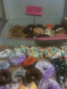 unusual doughnuts