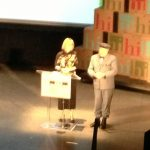 "Mr. McFeely brings a ""speedy delivery"""