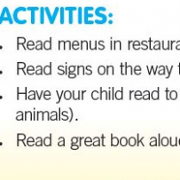 Literacy e-cards: Exhibits that change behavior