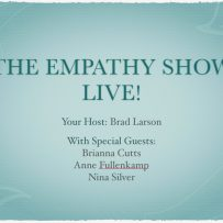The Empathy Show! (fostering empathy in exhibits)