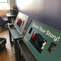 Portable Storykiosk Kits for Community Storytelling