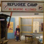 Refugee Life Exhibit