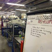 Hanging out at a Makerspace: Artisan's Asylum