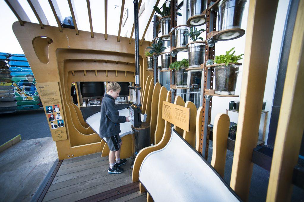Exploratorium parklet