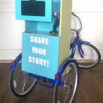StoryBike: Fresh Paint Mural Art Festival and Community Transformation